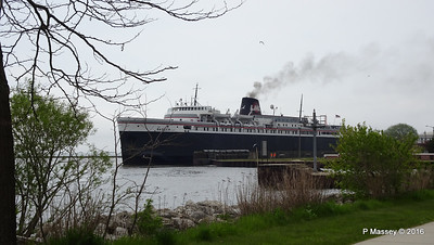 ss BADGER Arriving Manitowoc WI PDM 25-05-2016 10-23-008