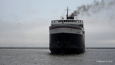 ss BADGER Arriving Manitowoc WI PDM 25-05-2016 10-16-44