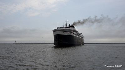 ss BADGER Arriving Manitowoc WI PDM 25-05-2016 10-16-56