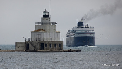 ss BADGER Arriving Manitowoc WI PDM 25-05-2016 10-12-023
