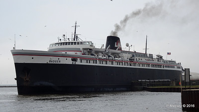 ss BADGER Arriving Manitowoc WI PDM 25-05-2016 10-21-028