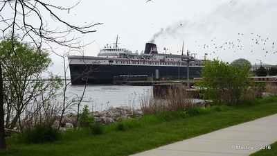 ss BADGER Arriving Manitowoc WI PDM 25-05-2016 10-23-021