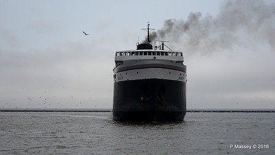 ss BADGER Arriving Manitowoc WI PDM 25-05-2016 10-16-36