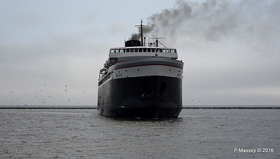 ss BADGER Arriving Manitowoc WI PDM 25-05-2016 10-16-32