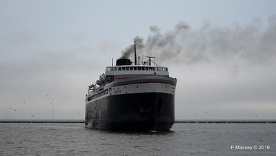 ss BADGER Arriving Manitowoc WI PDM 25-05-2016 10-16-28