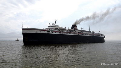 ss BADGER Arriving Manitowoc WI PDM 25-05-2016 10-18-002