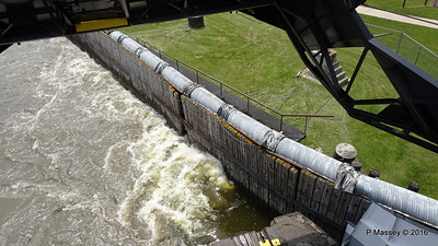 Pulling Away from Manitowoc On Board ss BADGER PDM 25-05-2016 12-29-16