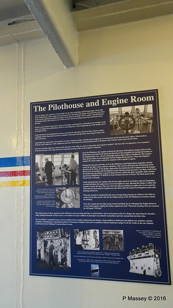 Pilothouse & Engine Room info ss BADGER PDM 25-05-2016 11-56-57