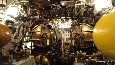 Fwd Torpedo Tubes USS COBIA Wisconsin Maritime Museum PDM 25-05-2016 09-16-17