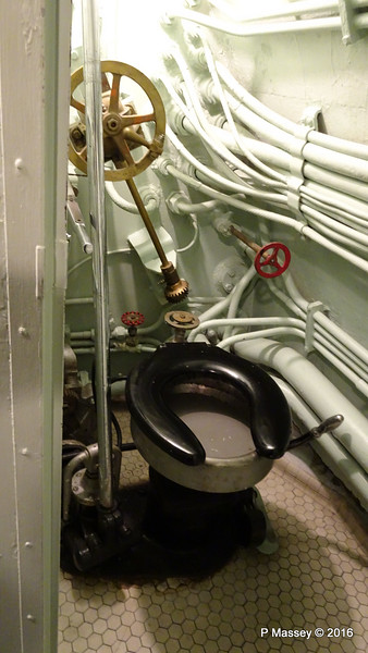 Head - toilet USS COBIA Wisconsin Maritime Museum PDM 25-05-2016 09-47-48