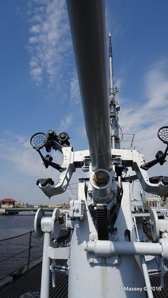 Guns USS COBIA Wisconsin Maritime Museum PDM 25-05-2016 09-13-30