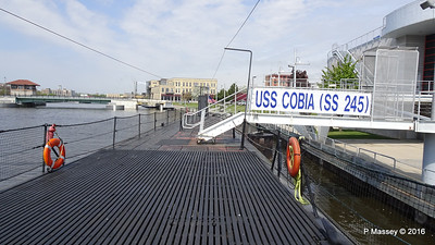 USS COBIA Decking Wisconsin Maritime Museum PDM 25-05-2016 09-10-57