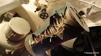 Escape Rope lengths USS COBIA Wisconsin Maritime Museum PDM 25-05-2016 09-17-14