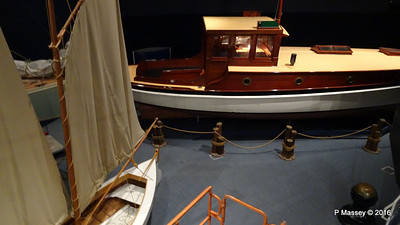 LADY ISABEL 1907 Wisconsin Built Boat Gallery Maritime Museum PDM 25-05-2016 08-35-29