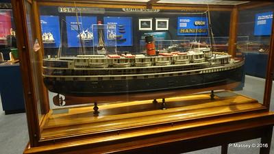 Model ss ALABAMA 1909 Wisconsin Maritime Museum PDM 25-05-2016 08-35-41