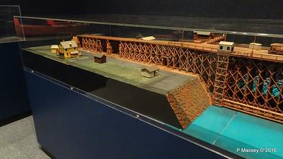 Model Iron Ore Dock Loader Bethlehem Steel Wisconsin Maritime Museum PDM 25-05-2016 08-31-59