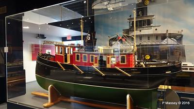 Model Tug SHARON 1901 Wisconsin Maritime Museum PDM 25-05-2016 08-33-30