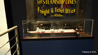 Model PERE MARQUETTE Wisconsin Maritime Museum PDM 25-05-2016 08-34-14