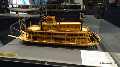 Model KING OF THE MISSISSIPPI Wisconsin Maritime Museum PDM 25-05-2016 08-32-58