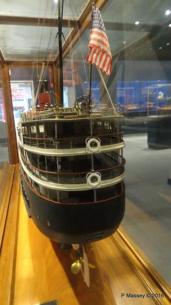 Model ss ALABAMA 1909 Wisconsin Maritime Museum PDM 25-05-2016 08-35-00