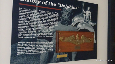History of Dolphins Submariners badge WMM PDM 25-05-2016 08-28-12