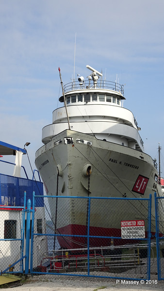 PAUL H TOWNSEND Laid Up Muskegon PDM 26-05-2016 07-43-22