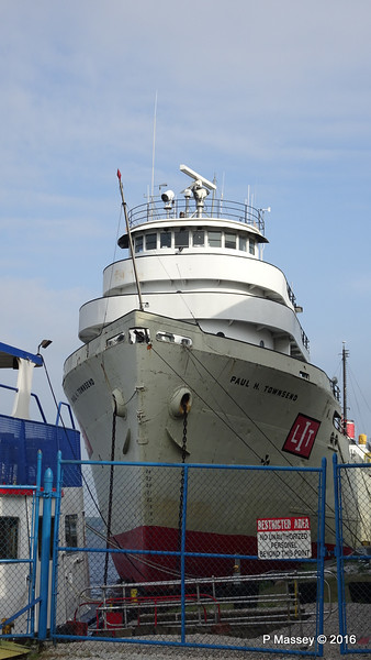 PAUL H TOWNSEND Laid Up Muskegon PDM 26-05-2016 07-43-19
