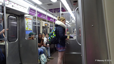 CTA Brown Line Train Loop Chicago 31-05-2016 15-36-19