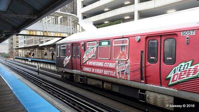 CTA Trains Adams Wabash Rail Station Chicago 31-05-2016 15-30-43