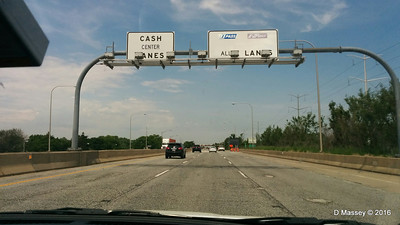 I 90 Colfax Ave Toll Approaching Chicago 31-05-2016 11-40-58
