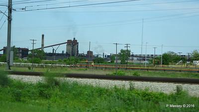 US 12 Dunes Hwy ArcelorMittal Steel Mills Burns Harbor 31-05-2016 11-07-47