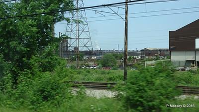 US 12 Dunes Hwy ArcelorMittal Steel Mills Burns Harbor 31-05-2016 11-07-38