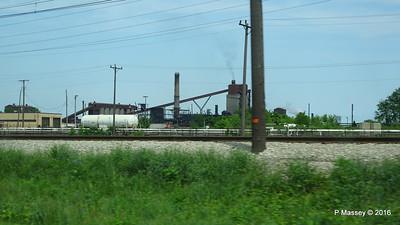 US 12 Dunes Hwy ArcelorMittal Steel Mills Burns Harbor 31-05-2016 11-07-54