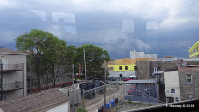 Storm Brewing CTA Blue Line ORD - Washington Chicago 31-05-2016 14-11-28