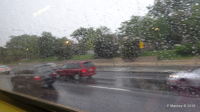 Rain rain I 90 by CTA Blue Line to ORD Chicago 31-05-2016 16-09-56