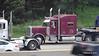 Fleet MACK Marron Peterbilt Crabtree Trucking I 90 by CTA Blue Line Chicago 31-05-2016 14-03-043