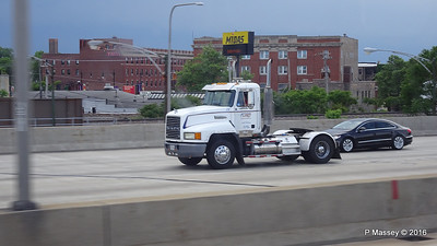 Fleet MACK I 90 by CTA Blue Line ORD - Washington Chicago 31-05-2016 14-02-004