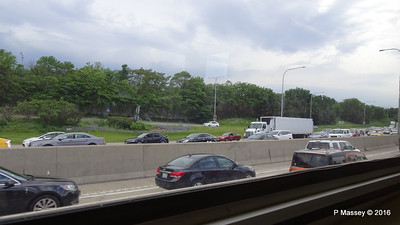 Freightliner Treasure Island Foods I 90 by CTA Blue Line ORD - Washington Chicago 31-05-2016 14-04-25