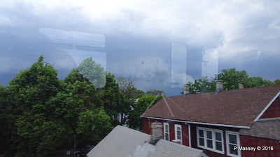 Storm Brewing CTA Blue Line ORD - Washington Chicago 31-05-2016 14-11-14