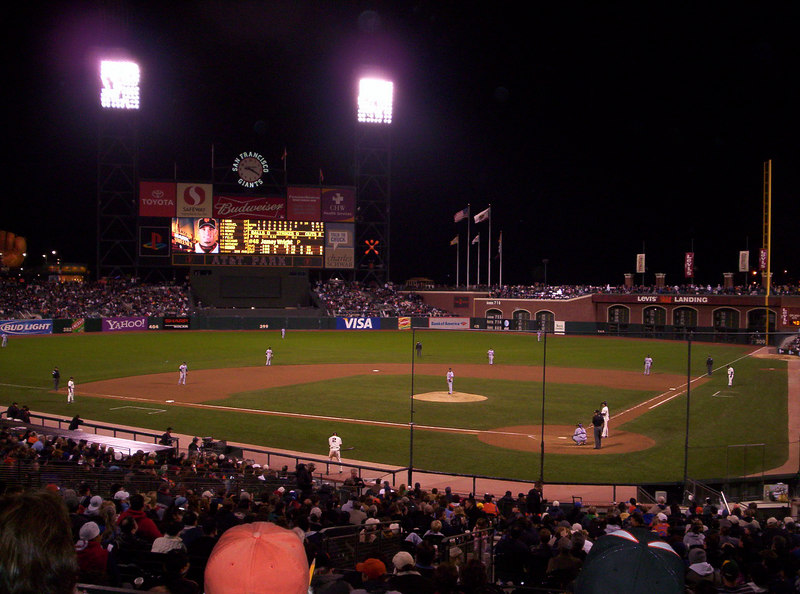 """""""...take me out to the ball game..."""""""