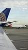BA A380 G-XLEE & A321 G-EUXG Behind United N656UA & N104UA LHR 30-03-2017 09-28-09