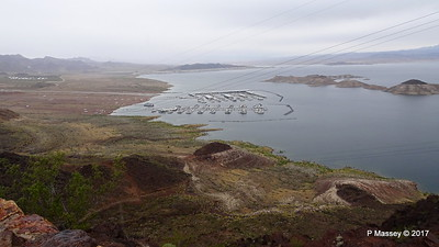 Lake Mead at Lake Mead Overlook Nevada 31-03-2017 08-51-19