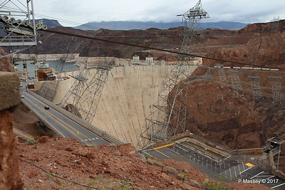 Hoover Dam & Electricity Pylons Nevada 31-03-2017 09-41-16