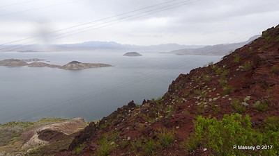 Lake Mead at Lake Mead Overlook Nevada 31-03-2017 08-51-24