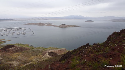 Lake Mead at Lake Mead Overlook Nevada 31-03-2017 08-51-17