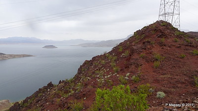 Lake Mead at Lake Mead Overlook Nevada 31-03-2017 08-51-27