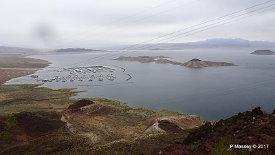 Lake Mead at Lake Mead Overlook Nevada 31-03-2017 08-51-21