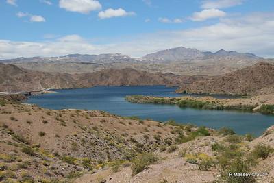 Stopsign Cove Davis Dam Pyramid Canyon Lake Mead National Recreation Area Arizona PDM 31-03-2017 11-37-53