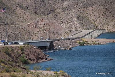 Davis Dam Pyramid Canyon Lake Mohave Lake Mead National Recreation Area Arizona PDM 31-03-2017 11-38-04