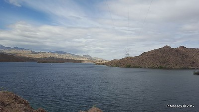 Pyramid Canyon Lake Mohave Lake Mead National Recreation Area Arizona PDM 31-03-2017 20-49-58